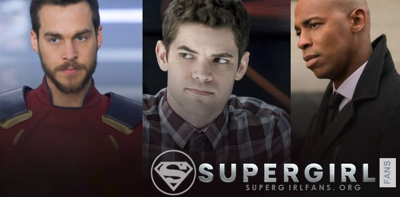 Supergirl: Melissa Benoist habla del regreso de Mehcad Brooks, Chris Wood y Jeremy Jordan