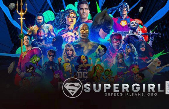 Supergirl estará en el panel de DC FanDome