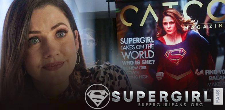 Supergirl destaca los problemas con los medios de Arrowverse