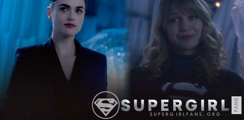Supergirl: Melissa Benoist habla que la relación entre Kara y Lena es 'más fuerte que nunca en esta temporada'