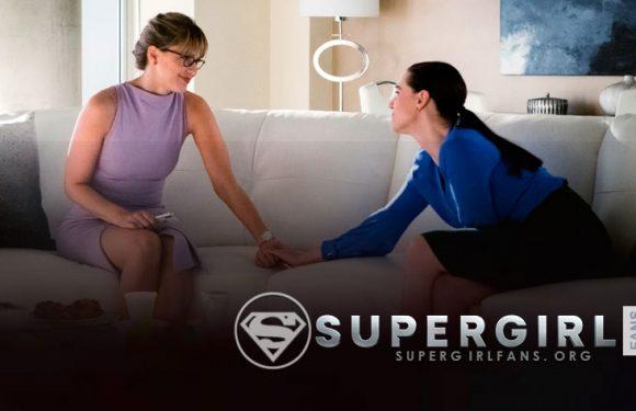 Supergirl: Melissa Benoist habla de la relación de Kara y Lena en la temporada 6