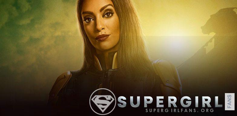 Supergirl: Kelly Olsen la nueva guardiana + sneak peek (ep 6.12)