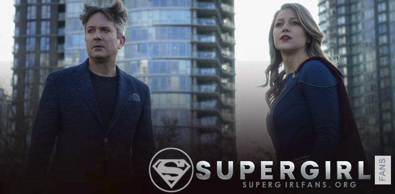 Thomas Lennon se despide de «Supergirl» y del Sr. Mxyzptlk: «Esa fue mi canción del cisne en Supergirl»
