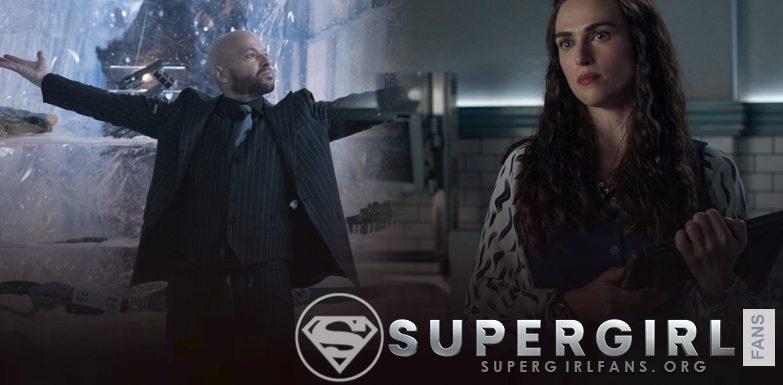 Supergirl: co-showrunner hablan de Lex Luthor y de los poderes de Lena