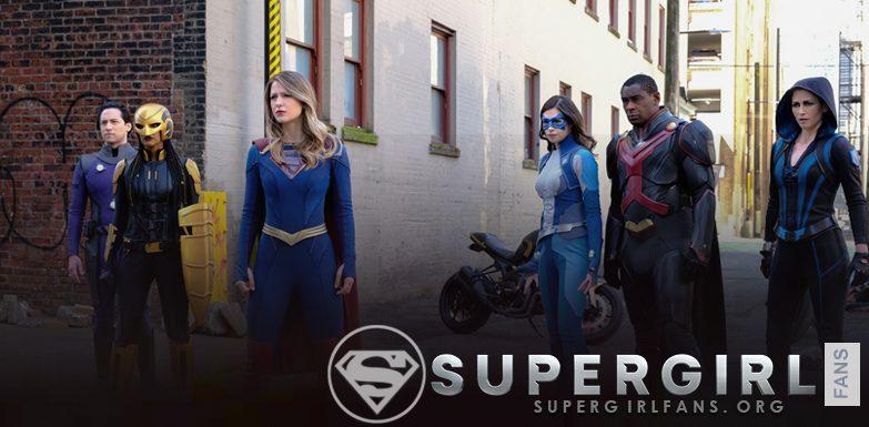 Stills del episodio de Supergirl 6.12 – Blind Spots