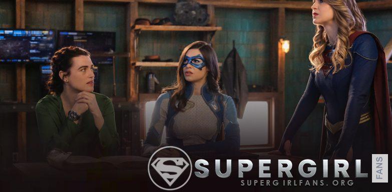Stills del episodio de Supergirl 6.14 «Magical Thinking»
