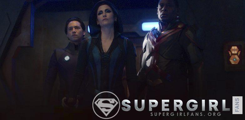 Stills del episodio de Supergirl 6.10 – Still I Rise