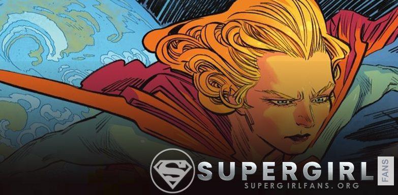 Supergirl acaba de redefinir su nombre de la manera más oscura