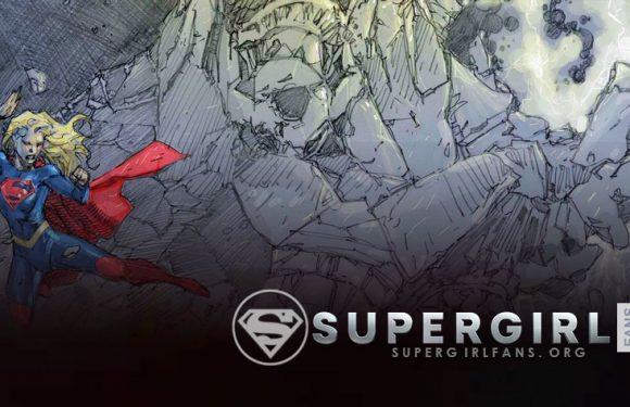 Supergirl: Jim Lee celebra el inminente final de la serie con un nuevo boceto