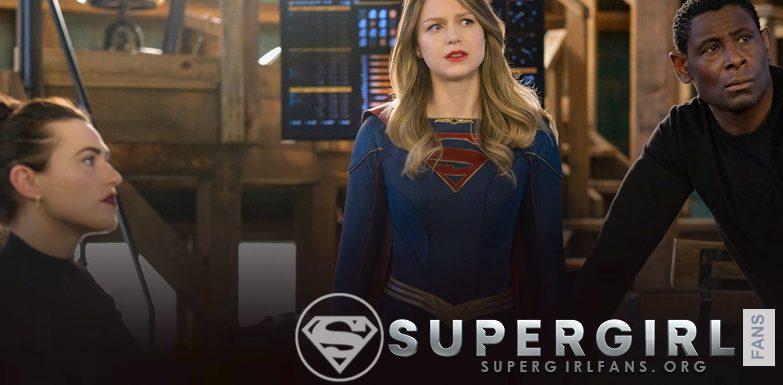 Stills del episodio de Supergirl 6.16 «Nightmare in National City